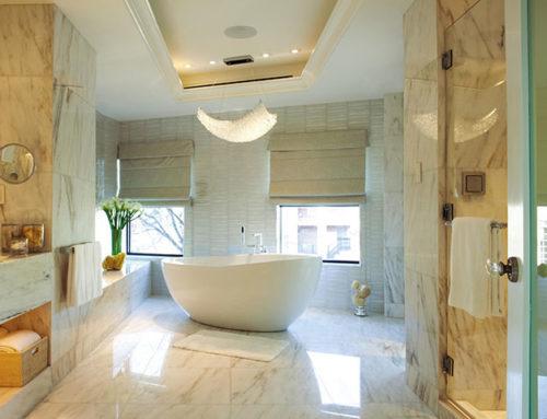 Bagni di Lusso: materiali e accessori per bagni moderni