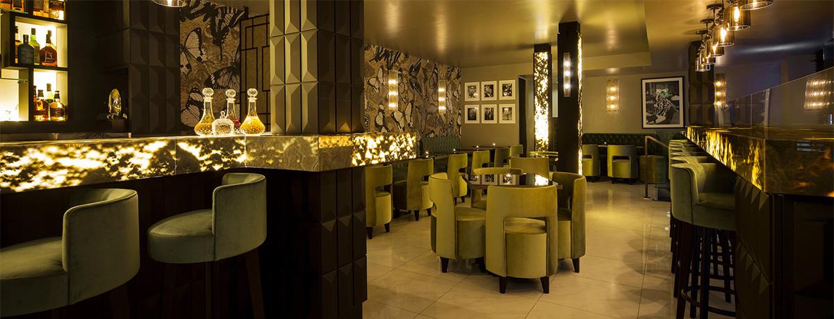 progettazione bancone bar