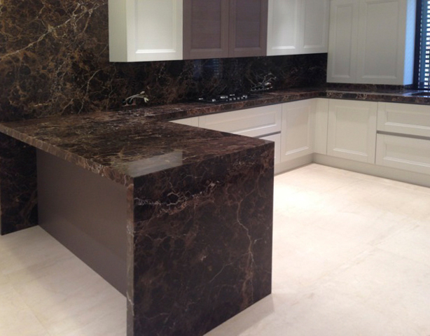 Cucine in marmo e granito - Cucine in pietra di design - Canalmarmi