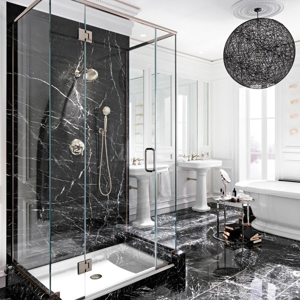 bagni in marmo e bagni in pietra di lusso soluzioni di design per interni. Black Bedroom Furniture Sets. Home Design Ideas