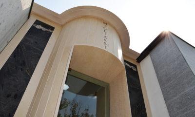 edicola funeraria in marmo suma marmo titaniu