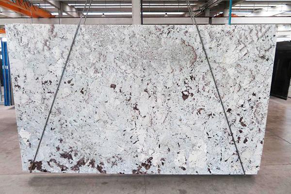 lastra granito delicatus white