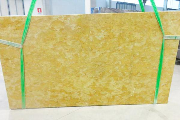 lastra marmo giallo reale