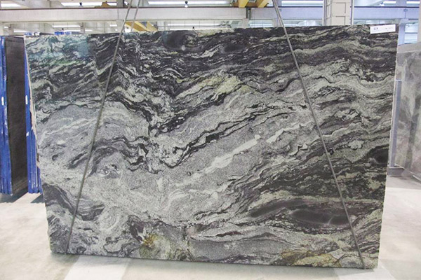 lastra marmo magma black