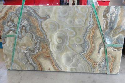 lastra marmo onice grigio