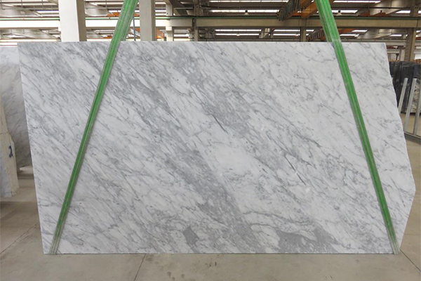 lastra marmo bianco carrara