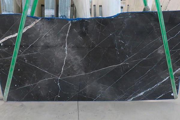 lastra marmo calacatta black