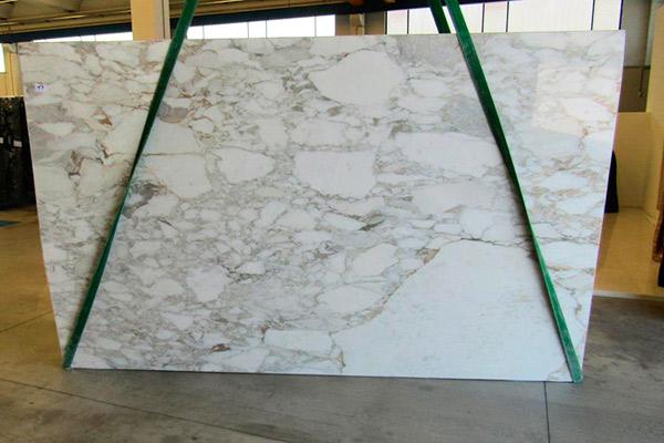 lastra marmo calacatta