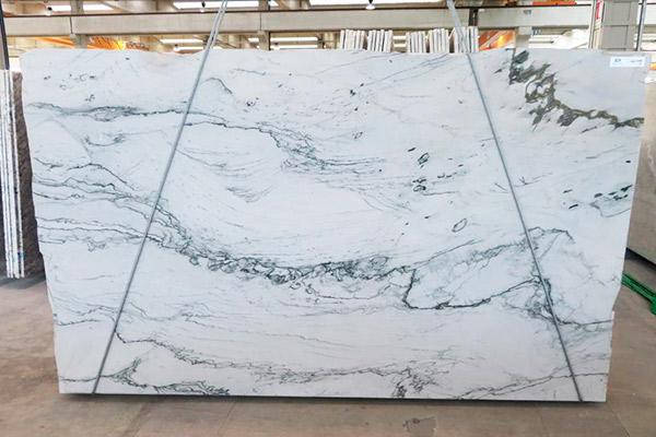 lastra marmo opus white