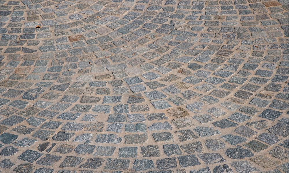 Pavimentazione esterna pietra: pietre piastrelle per giardino e