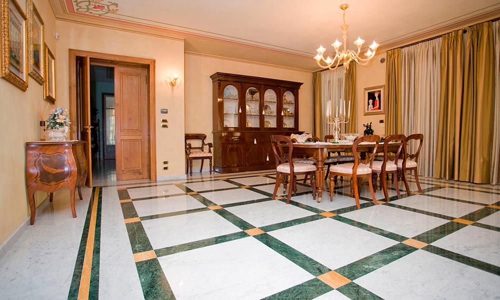 Pavimenti di lusso per interni rivestimenti eleganti e di design canalmarmi - Pavimenti interni casa ...
