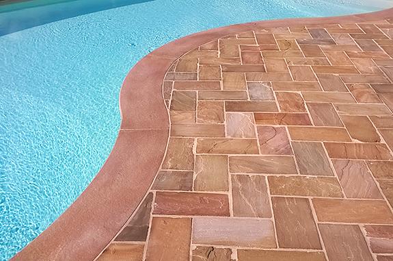 pavimenti in pietra per piscine pietra gaja