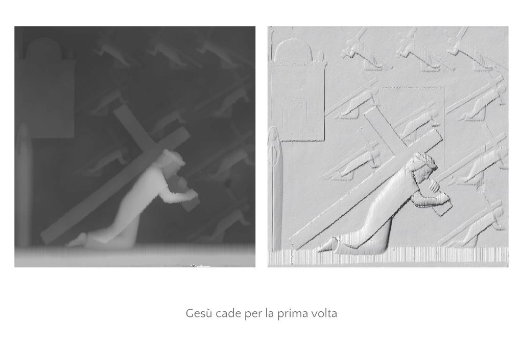 progetto stazione via crucis
