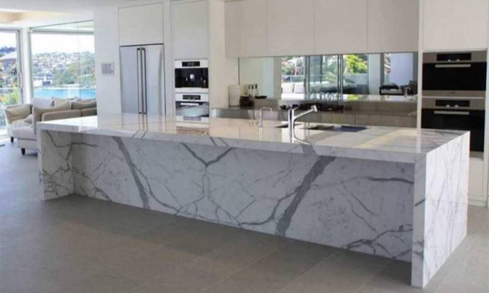 cucine top banconi marmo