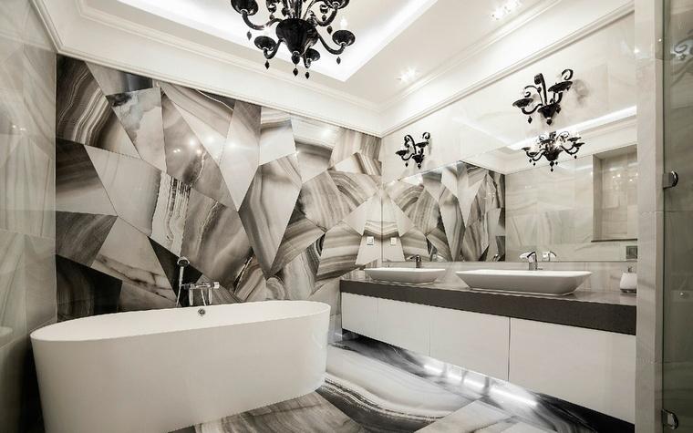 Bagni in marmo e bagni in pietra di lusso soluzioni di design per