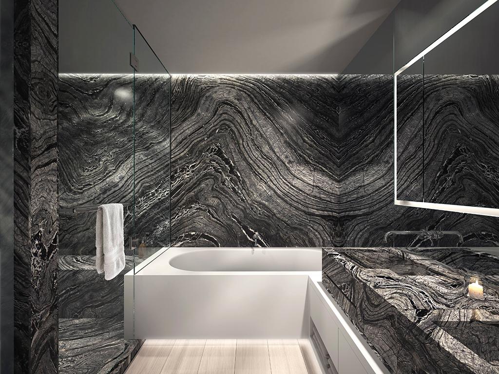 Vasca Da Bagno Marmo : Bagni in marmo e bagni in pietra di lusso soluzioni di design per