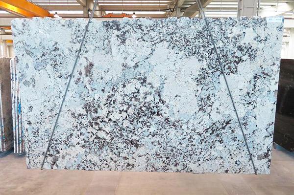 lastra granito alaska white