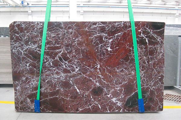 lastra marmo rosso lepanto