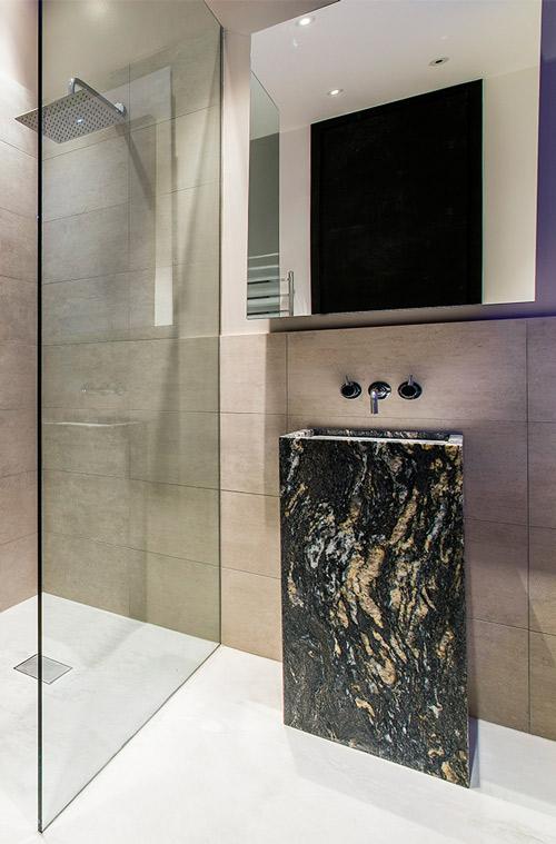 lavello bagno in pietra onice