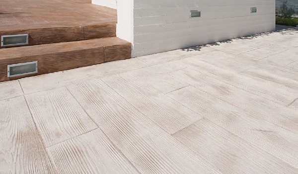 pavimento idealwork stampato