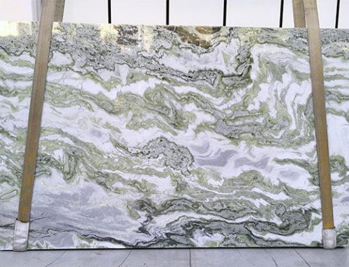 Marmo cristallino Afrodite: nuova lastra Canalmarmi